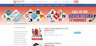 Pest Control services in Jaipur