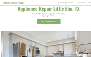 Little Elm Appliance Repair