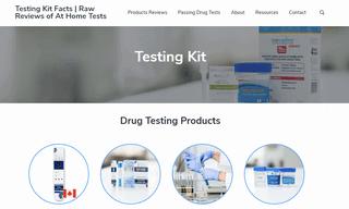 Testing Kit Reviews
