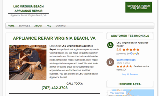 L&C Virginia Beach Appliance Repair