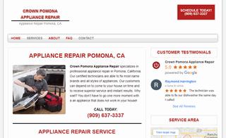 Crown Pomona Appliance Repair
