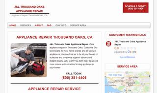 J&L Thousand Oaks Appliance Repair