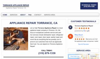 Torrance Appliance Repair