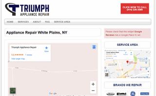 Triumph Appliance Repair