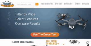 Dronesgator - Drone reviews and best buying guides