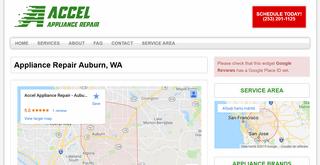 Accel Appliance Repair - Auburn