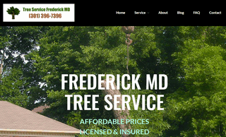 Frederick Maryland Tree Removal