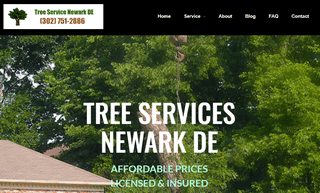 Tree Removal Services Newark DE