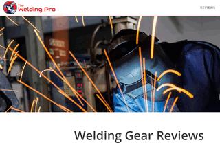 The Welding Pro