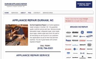 Durham Appliance Repair