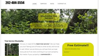 Tree Service Waukesha