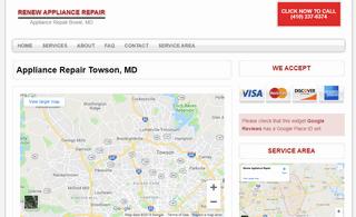 Renew Appliance Repair