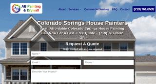 Colorado Springs House Painters