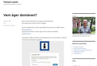 Blogg om Internetmarknadsföring