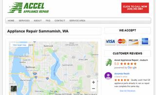 Accel Appliance Repair