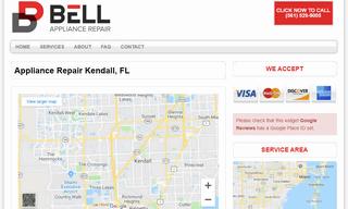 Bell Appliance Repair - Kendall