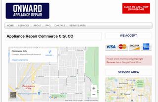 Onward Appliance Repair - Commerce City