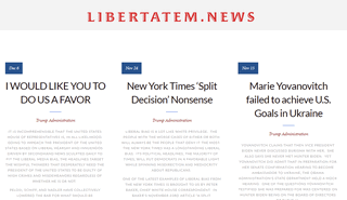 Libertatem News