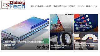 Galaxy Tech, un blog de tehnologie din Romania