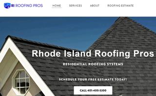 Roofing Companies RI