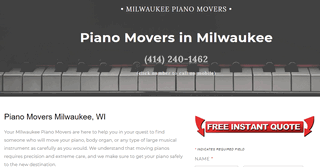 Milwaukee Piano Movers