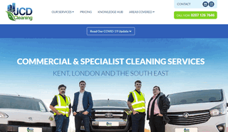 JCD Cleaning & Support Services Ltd