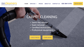 South West Cleaning London