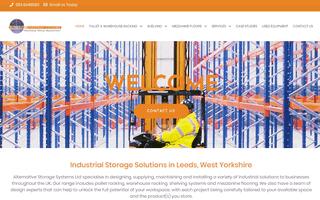 Alternative Storage Systems