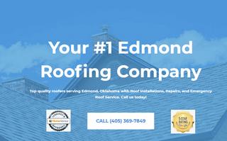 Edmond Roofing Company