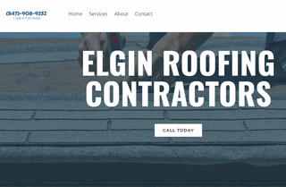 Elgin IL Roofing Contractors