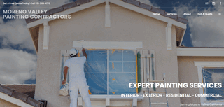 House Painters Moreno Valley