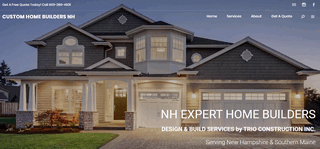 NH Contractor for Custom Homes