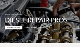 Mobile Diesel Mechanic Boston