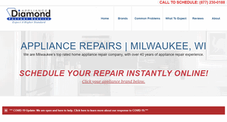 Appliance Repairs Milwaukee