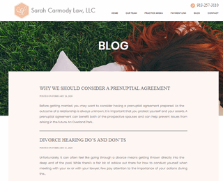 Blog | Kansas Family Law | Sarah Carmody Law, LLC