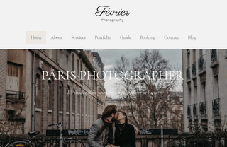 Paris Photographer | Février Photography