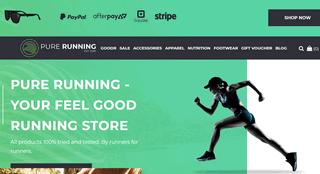 Pure Running - Online Running Store