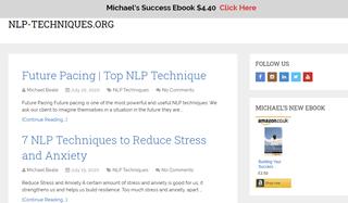 NLP Techniques Blog