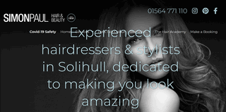 Hairdressers in Solihull & Knowle | Salon & Stylists