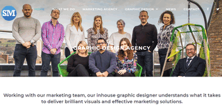 Snowflake Graphic Design Agency