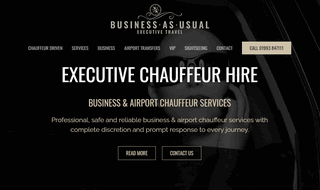 Business & Airport Chauffeur Service