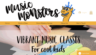 Childrens Online Piano & Drum Lessons