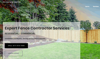Fence Company Quincy