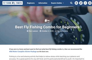 Fly Fishing Fanatic