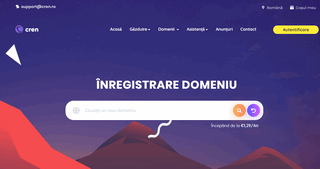 Cren.ro - Gazduire Web