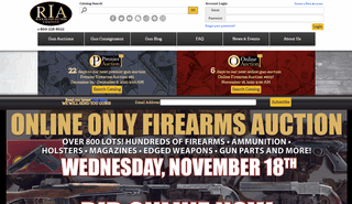 Rock Island Auction Gun Blog - Firearms, History and Auction Information
