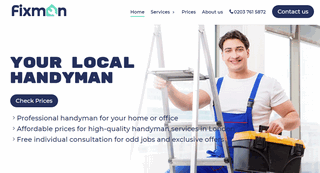 FixMan Handyman Serivice