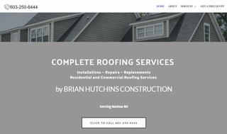 Roof Companies Nashua NH
