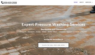 Pressure Washing San Bernardino CA