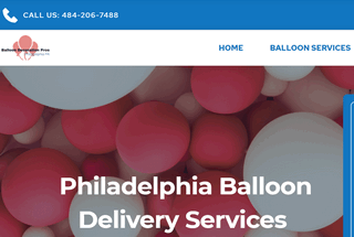 Balloon Delivery Philadelphia PA